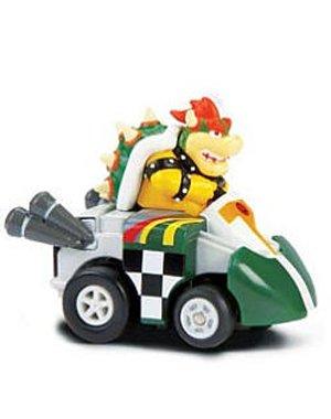 Nintendo Mario Kart Wii Pull-Back Car Version 2 Mini Figur - 3