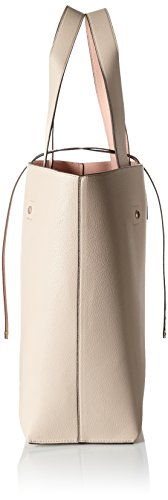 Calvin Klein Stef Reversible Tote, Sacchetto Donna, 18 x 34 x 29 cm (b x h x t) Beige (Mushroom)