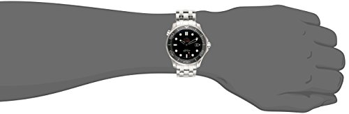 OMEGA-Mens-Steel-Bracelet-Case-Automatic-Black-Dial-Analog-Watch-21230412001003