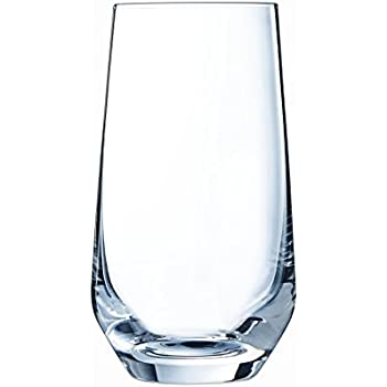 0.38 litres Transparent ECLAT N4311 Set of 6 Universal Wine Glasses 38 cl Ultimate