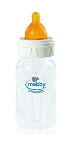 Mebby 92613 Step 1+2 Biberon con Sistema Anti-Colica