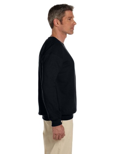 Broken Herz-Symbol auf American Apparel Fine Jersey Shirt Schwarz/Schwarz