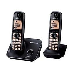 Panasonic KX-TG3712BX Digital Cordless Phone