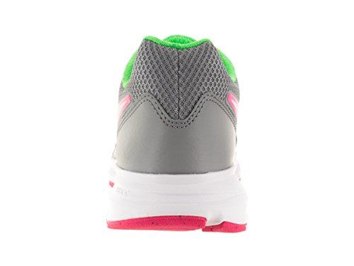 Nike Sneaker Wmns Downshifter 6 Grigio (Gris (Wolf Grey / White-Vltg Grn-White))