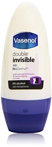 Vasenol VASENOL DOUBLE INVISIBLE 48h. deo roll-on 50 ml