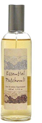 Provence et Nature: Eau de Toilette esencial de pachuli, con aromas naturales, 100 ml