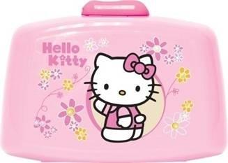 Kinder-Brotdose mit Einsatz Hello Kitty