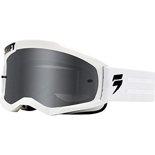 Masque Motocross Shift 2018 Whit3 Label Blanc (Default , Blanc)