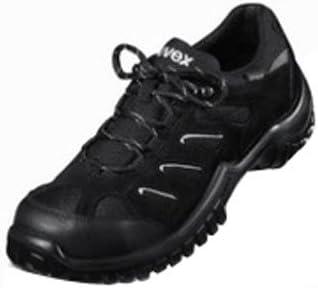 Uvex 6968.2 – 13 movimiento Classic zapatos de seguridad, UE 48, tamaño 13, color negro
