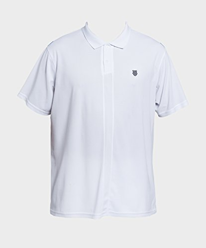 k-swiss-buste-vetements-hypercourt-ii-polo-pour-homme-taille-l-blanc-101263-134
