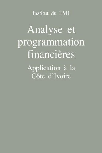 Analyse Et Programmation Financieres Ap