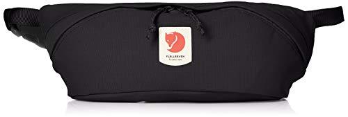 FJALLRAVEN Unisex-Erwachsene Ulvö Hip Pack Medium Nierenschale, Schwarz (Black), Einheitsgröße