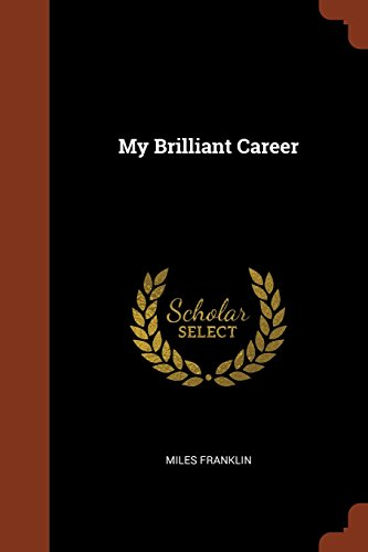 Book cover for My Brilliant Career