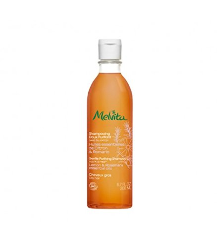 Melvita Shampoing Doux Purifiant 200 ml