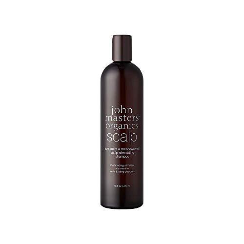 john masters organics spearmint and meadowsweet scalp stimulating Shampoo,1er Pack (1 x 473 ml) -
