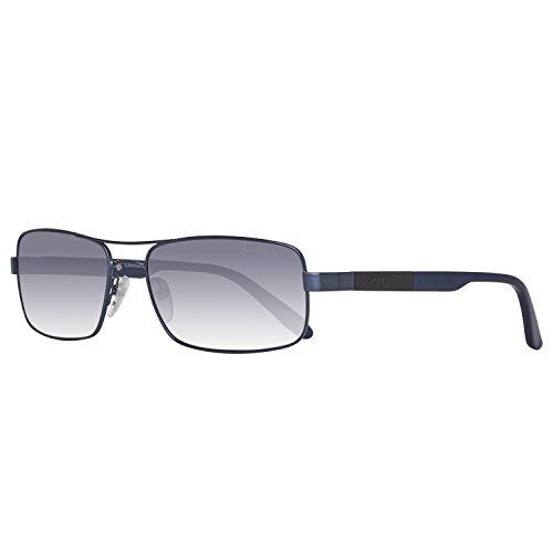 Carrera Herren 8018-S-TVJ-LF Sonnenbrille, Blau (Blue), 57