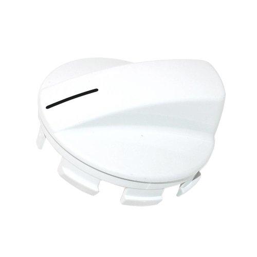 Genuine AEG secadora blanco temporizador perilla 1256218007