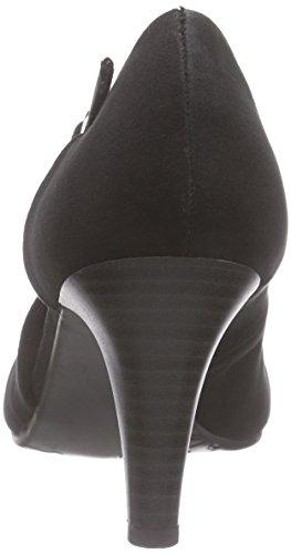 Jane Klain - 224 894, Scarpe col tacco Donna Nero (Schwarz (Black 009))