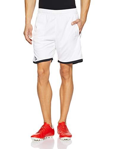 adidas Herren Shorts COURT T, Weiß/Schwarz, M, 4055344371602 - Adidas Court Sport Kurz