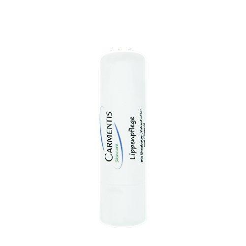 Carmentis Lippenpflege - vegane Lippenpflege auf natürlicher Basis mit Kakaobutter, Sheabutter und...