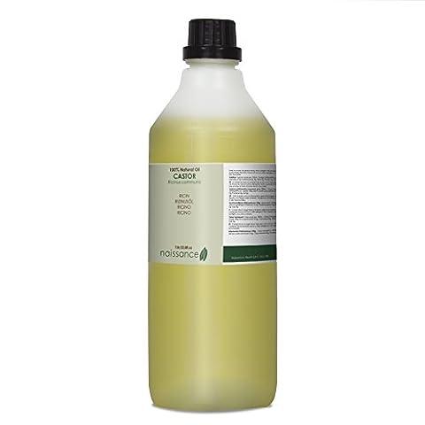 Naissance Huile Végétale de Ricin 100% naturelle - 1L