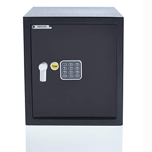 Yale YEC/390/DB1 - Caja fuerte con alarma (tamaño grande)