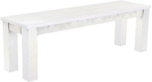 brasil-mobel-panca-rio-classico-140-cm-in-legno-di-pino-massiccio-colore-bianco