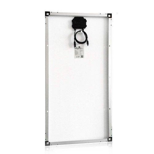 Offgridtec Solarmodul / panel Monokristallin, Solaranlage / zelle, 150 W, 001255 - 3