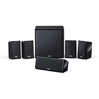 Yamaha Nsp   Channel Home Theatre Speaker System