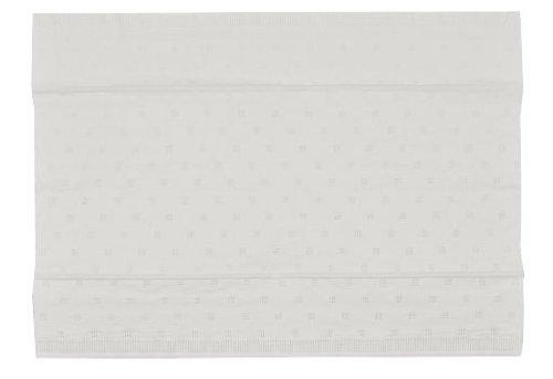 1500 Stück Papierwaschlappen 3-lagig Abena 19 cm x 19 cm weiß