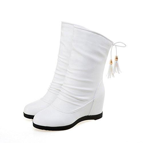 BalaMasa BalaMasaAbl10392 - A Collo Basso donna White