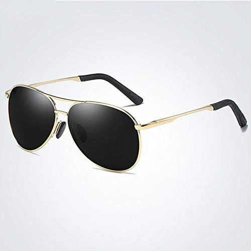 Sonnenbrillen. Hd-Polarisierte Sonnenbrillen Männer Aviation Blau Spiegel Sportbrillen Männlichen Polaroid Sonnenbrille Für Männer Marke Outdoor Reisen Sommer Uv400 Gold Grau