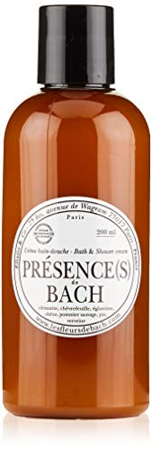 Elixirs & Co Crème de bain-douche Présence(s) de Bach BIO flacon de 200 ml