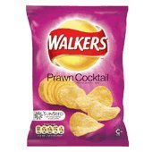 WALKERS Chips Prawn Cocktail