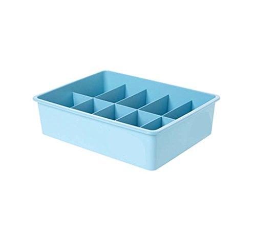 10 Raster Nein Cover Blue Aufbewahrungsbox Home Storage Kleiner Assistant