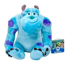 lush Sulley (Sulley Monsters Inc)