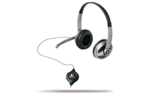 Logitech Headset ClearChat Premium PC - Logitech Clearchat Pc