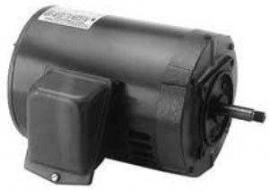 Regal beloit (America INC r232m2Motor 7.5HP 3Ph 3450U/min