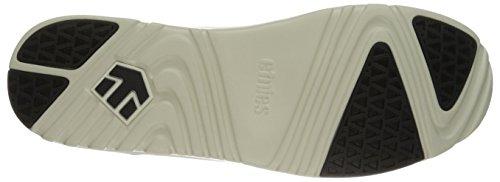 Etnies Scout, Scarpe da Skateboard Uomo Nero (Schwarz (BLACK/OLIVE / 592))