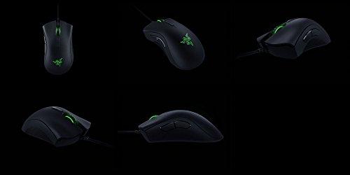 Ansicht vergrößern: Razer DeathAdder Elite - Chroma RGB Beleuchtete Gaming Maus (Modernster 16.000 DPI Sensor und Mechanische Maus-Schalter)