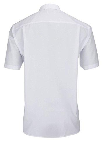 Marvelis Hemd Comfort Fit Kurzarm weiss - 7973.12.00 Weiß
