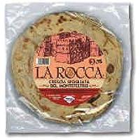 Crescia sfogliata La Rocca 450g (n.1 cartone con 10 confezioni da 450g ) SAPORI DELLE MARCHE