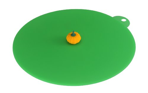 Lurch My Lid Pumpkin Mould, Green, 210 mm