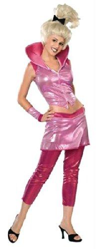 Jetson Kostüm (Halloween Kostuem Make-up Party Kleidung Festival Fasching Karneval Cosplay Maskerade Erwachsene Kostuem Judy Jetson Kostuem Erwachsener Sml Erwachsene kleine)