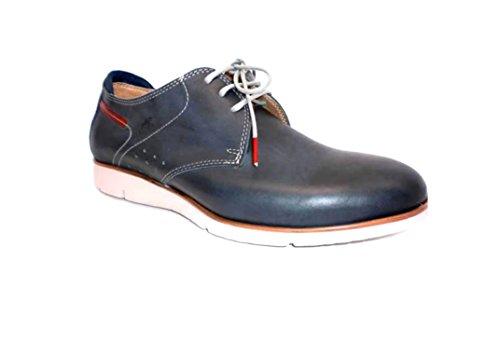 Fluchos , Chaussures de ville à lacets pour homme bleu bleu 39 Bleu Marine