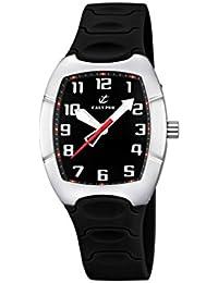 Calypso  watches K5161/F - Reloj de pulsera mujer, plástico, color negro