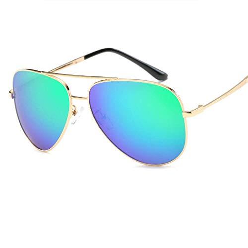 Yuany New Fahrspiegel Trend Polarisierte Sonnenbrille Unisex Frosch Spiegel Retro Mode Bunte Visier Spiegel Outdoor Sports Angeln
