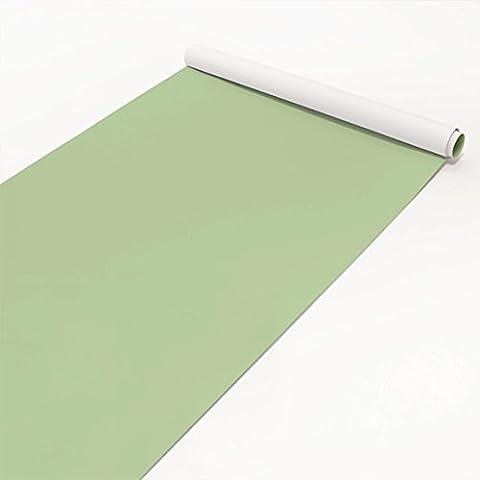 Pellicola adesiva Mint tinta unita–verde menta–Pellicola al mentolo, Pellicola decorativa