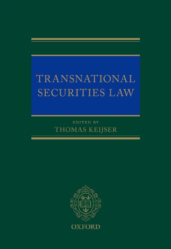 Transnational Securities Law (English Edition)