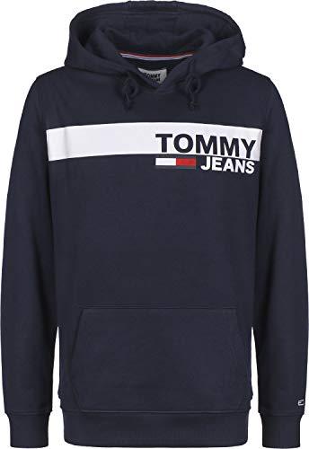 Tommy hilfiger logo hoodies the best Amazon price in SaveMoney.es 8024001a41